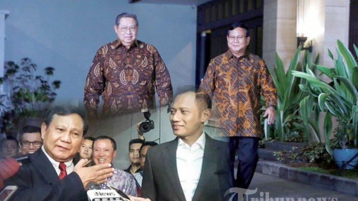9 Agustus Diumumkan Bakal Cawapres Prabowo, Angka Mistis Kesukaan SBY, Pertanda AHY?