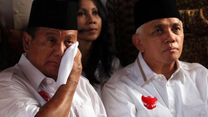 'Ngotot' Menang, Nico: Pendukung Die Hard Prabowo Semakin Kecil