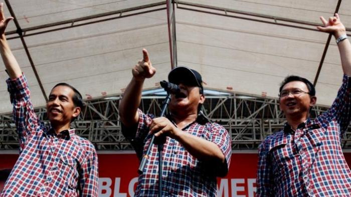 Ini Saran Pelawak Miing Agar PDIP dan Gerindra Akur di Jakarta