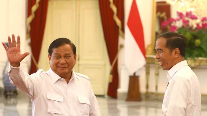 Prabowo ke Istana Jadi Menteri