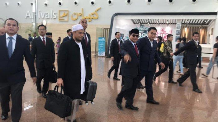 Viral Foto Prabowo di Brunei jelang Pengumuman Hasil Pilpres, Pengawal Pribadi Ungkap Keberadaannya
