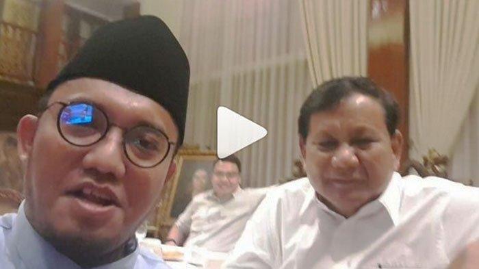 Koordinator Jubir Paslon 02 Dahnil Anzar Simanjuntak Apungkan Permintaan Maaf pada Pendukung 01