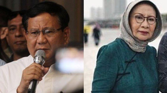 Dari Presiden KSPI Terungkap Pertemuan Ratna Sarumpaet dan Prabowo Subianto