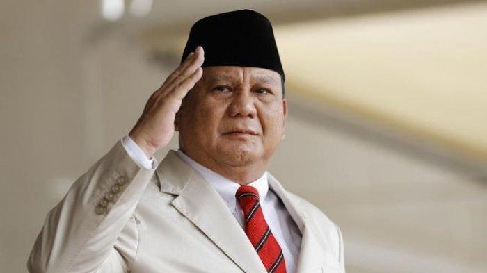 REAKSI Prabowo Subianto terkait Hasil Survei Capres 2024, Gerindra Belum Pernah Bahas, Tapi Terbuka