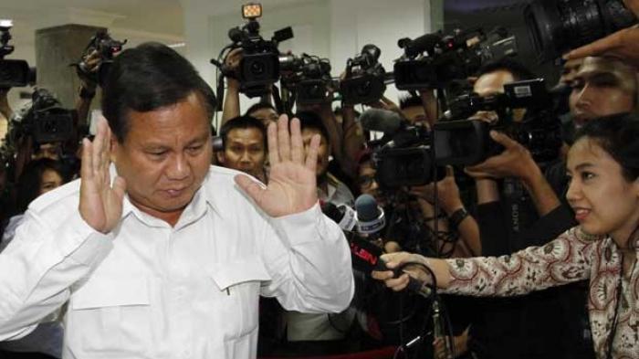 Besok ke MK, Prabowo Ngaku Sudah Siapkan Semua Bukti