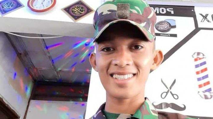 Oknum TNI Prada Deri Pramana Terduga Pemutilasi Vera - Tertangkap Basah tapi Kabur dari Dodiklatpur