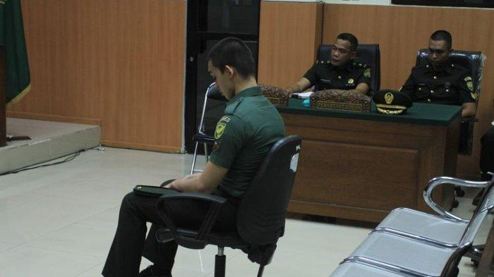 PRADA DP Divonis Seumur Hidup dan Dipecat, Terbukti Bunuh dan Mutilasi Pacarnya Vera Oktaria