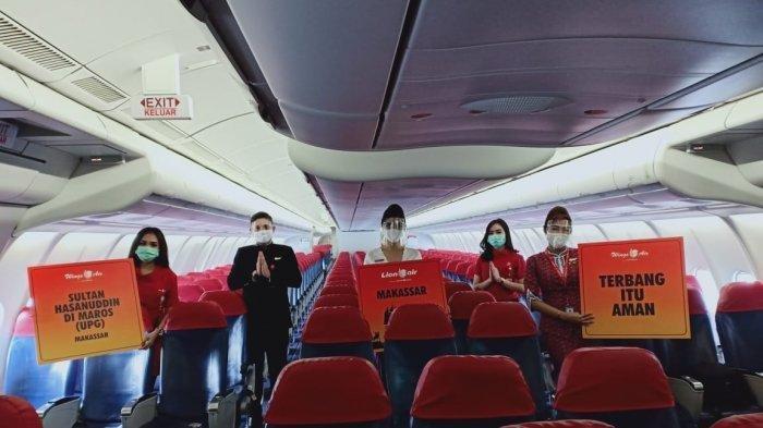 SEGERA DAFTAR Lowongan Kerja Pramugari di Lion Air, Syarat dan Cara Melamar Pramugari Lion Air
