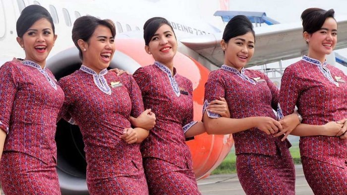 Lowongan Kerja Lion Air, Buka Loker 3 Posisi, Minimal Lulusan SMA