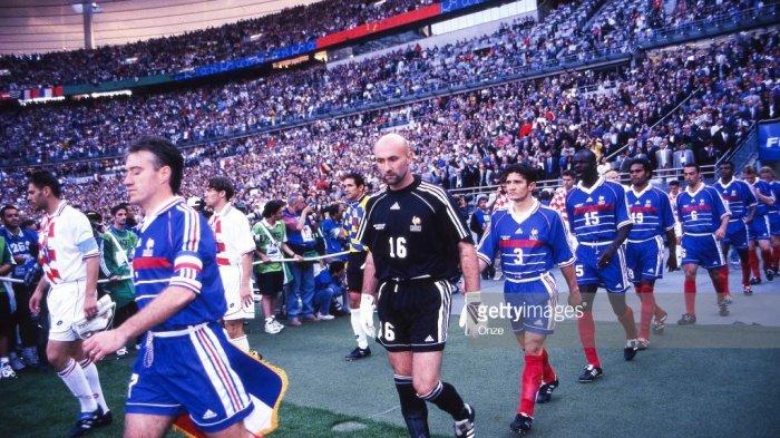 Final PRANCIS vs KROASIA Malam Ini, Fakta Unik Piala Dunia tiap 20 Tahun Tampil Juara baru