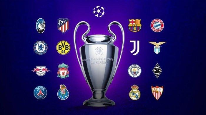 JADWAL Tayang & Link Streaming Liga Champions Malam Ini, Real Madrid Vs Liverpool, MC vs Dortmund