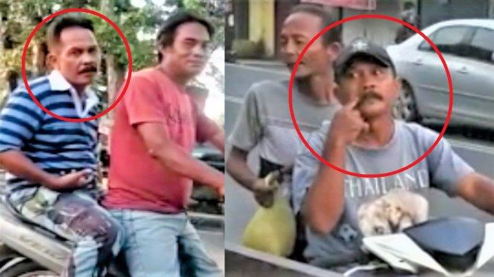 Ngulah Lagi, Mabuk Tuak Preman Anggota OKP yang Diduga Dilepas Polisi Kembali Palak Pedagang Buah