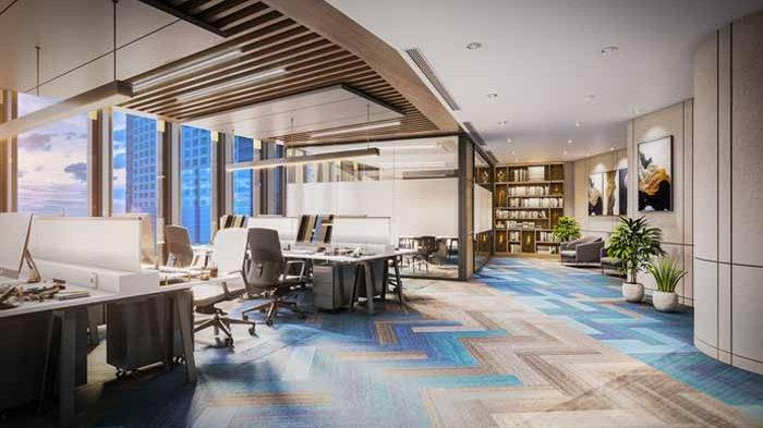 Premium Office Tower Podomoro City Deli Tawarkan Fasilitas Mewah Berteknologi Modern