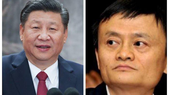 Kritik Pemerintahan Xi Jinping, Miliarder Jack Ma Hilang Misterius, Kekayaannya Diambil Alih Negara