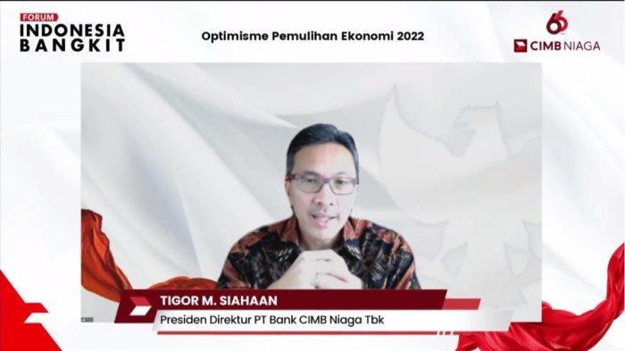 CIMB Niaga Adakan Forum Indonesia Bangkit Vol.3, Hadirkan Jajaran Menteri Kabinet Indonesia Maju