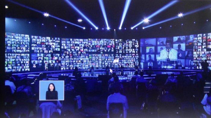 Pemko Medan Ikut Saksikan Peluncuran Program Literasi Digital Nasional