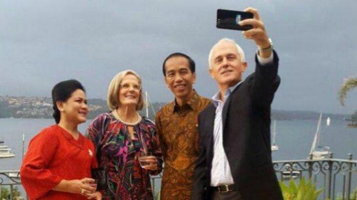 Jokowi 'Rampok' Uang dari China Rp 1.737 T, Australia Rp 40 T, dan Menanti Raja Arab Saudi Rp 334 T