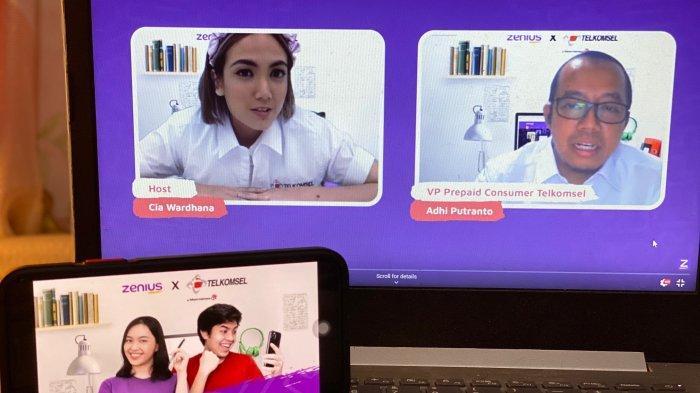 Zenius dan Telkomsel Umumkan 96 Orang Peraih Beasiswa Pendidikan dari Seluruh Indonesia