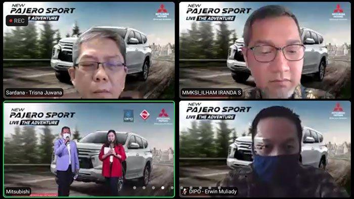 New Pajero Sport Mengaspal di Medan, Ditawarkan Mulai Rp 528 Juta