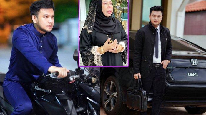 Pria ganteng bernama Ahmad Iqbal Zulkefli akan menikahi janda kaya raya bernama Dato Seri Vida (insert foto).