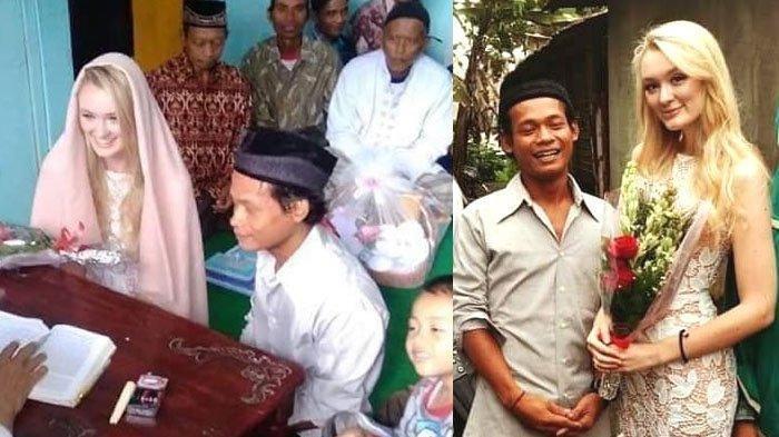Dulu Pernikahan Pria Kampung dengan Bule Cantik Ini Viral, Kini Netizen Bikin Hati Sang Suami Galau