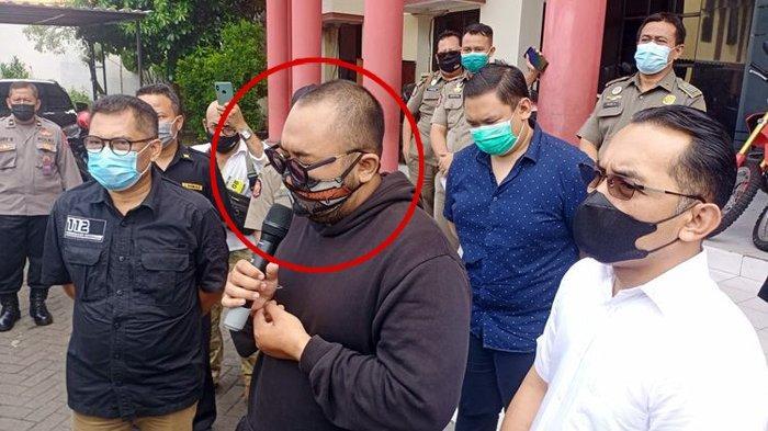 Pria Ini Awalnya Garang di Mal, Marahi Orang yang Pakai Masker, Kini Pucat saat Diciduk Polisi