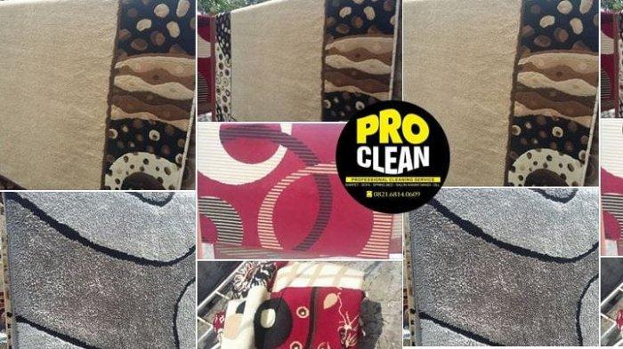Member TFC Premium Gratis Cuci Karpet di Pro Clean Indonesia