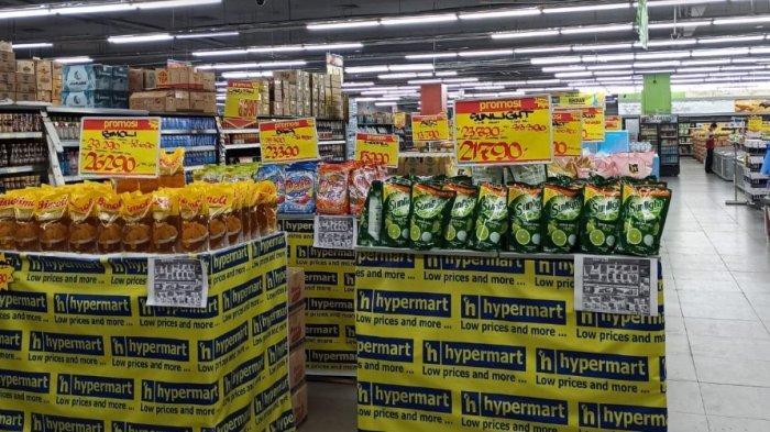 PROMO Hypermart 20 Juli 2021, Ada Potongan Harga Minyak Goreng dan Deterjen