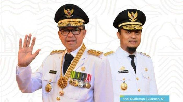 PROFIL Gubernur Nurdin Abdullah Ditangkap KPK, Nurdin Jadi Gubernur Diusung PDIP,PKSdan PAN