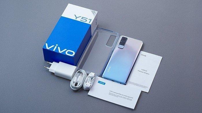 PROMO HP VIVO, 5 Smartphone Termasuk Vivo Y51, V20 SE, X50 Pro Bandingkan Keunggulan dan Harga