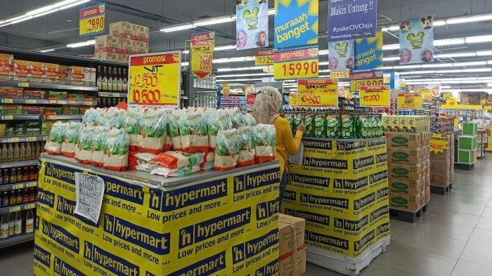Promo Hypermart Hari Ini, Ada Diskon hingga 30 Persen untuk Makanan Segar