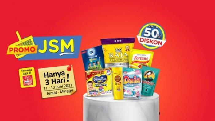 Promo JSM Alfamart Hari Ini, Minyak Goreng Fortune 2L Rp 27.900