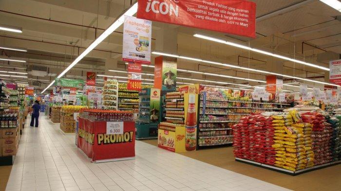 Promo Lotte Mart Centre Point Hari Ini, Sembako Murah Meriah hingga 30 Mei 2021