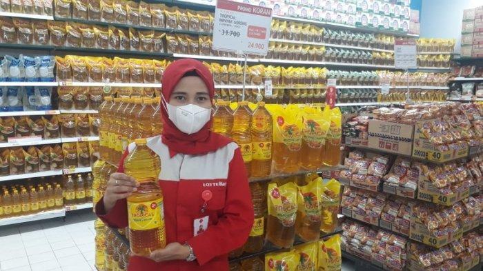 Promo Daebak di Lotte Mart, Banyak Potongan Harga Untuk Produk Sembako dan Makanan Beku