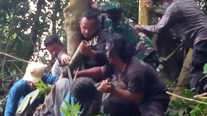 2 dari 5 Korban Longsor di Desa Sugihen Berhasil Dievakuasi, Satu di Antaranya Meninggal