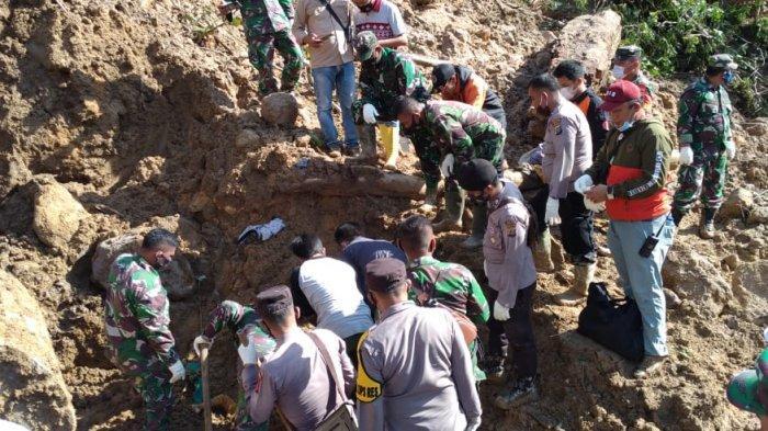 WN China Korban Longsor di Areal PLTA Batangtoru, BNPB Pastikan Upaya Pencarian Tetap Berjalan