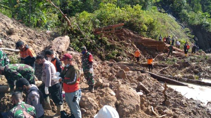 Basarnas Medan Diturunkan untuk Bantu Pencarian Korban Longsor di PLTA Batangtoru