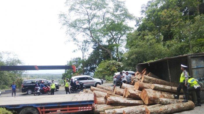 40 Polisi Dikerahkan ke Lokasi Kecelakaan, Wakasat Lantas Bilang Tengah Lakukan Sistem Buka Tutup