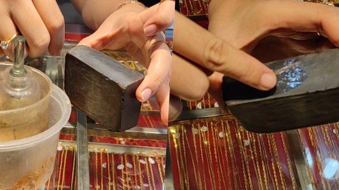 Begini Cara Membedakan Emas Asli atau Palsu