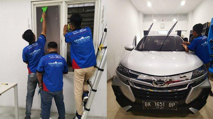 Kaca Film Safety Star dari Star Window Film Andalkan Keamanan