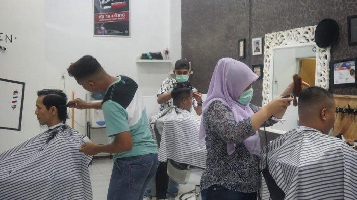 Member TFC Cukup Bayar Rp 35 ribu di King's Cut Barbershop