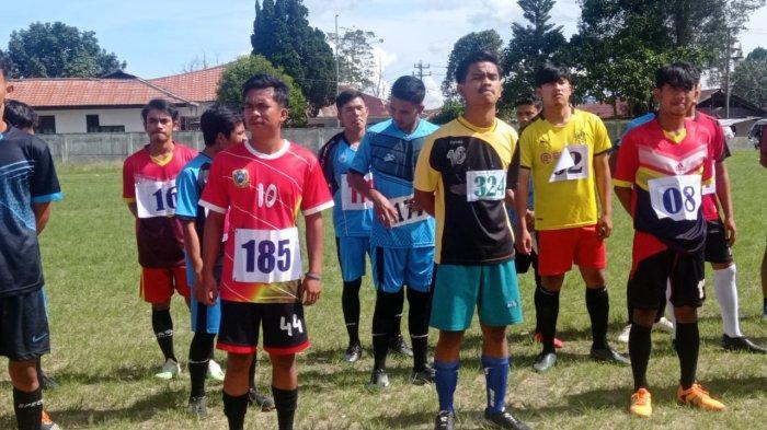 27 Orang Lolos Seleksi Pemain Tapanuli Atletik FC, Siap Berkompetisi Di Liga 3 Regional Sumut