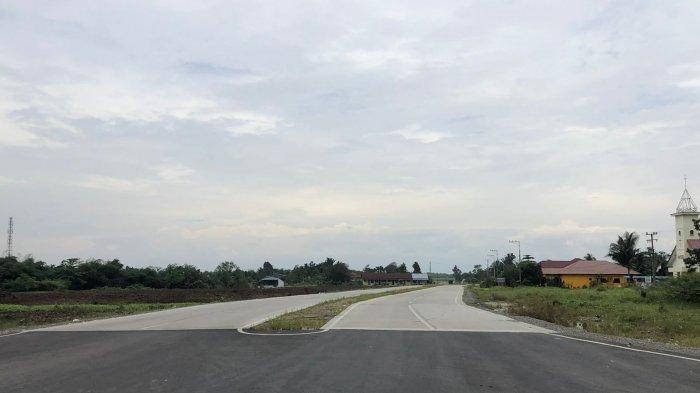 Jalan Makalona Binjai Jadi Temuan BPK RI, Ada Kelebihan Pembayaran