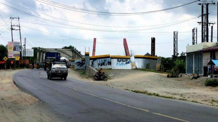 KPK Soroti Proyek Jembatan Sei Wampu Langkat, Enam Tahun Berjalan Masih Mangkrak tak Jelas