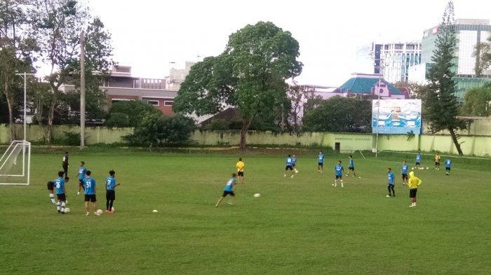 Dampak PPKM, Pemain PSMS Lakukan Latihan Di Rumah, Gozali : Berharap Liga Berjalan