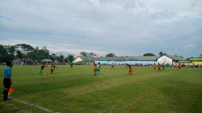 PSMS Medan Ditahan Imbang Gumarang FC