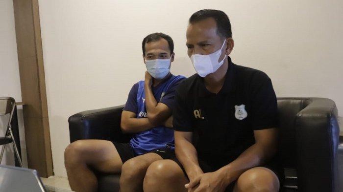 PSMS Medan vs Semen Padang, Pelatih Ansyari Lubis Berharap Tiga Poin