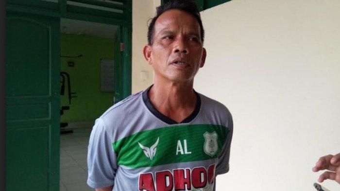 Ansyari Lubis Yakin PSMS Medan Lolos Babak Pertama Liga 2