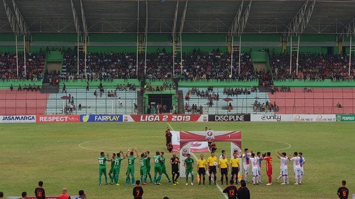 Sia-siakan Penalti, PSMS Ditahan PSPS Pekanbaru dengan Skor Kacamata