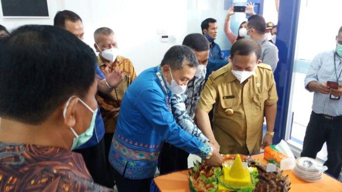 Perluas Jaringan di Pulau Nias, Bank Sumut Resmikan Pembukaan KCP Gido